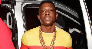 boosie arrested