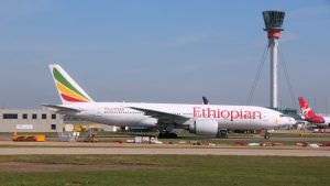 Ethiopian Airlines Boeing 737 Crash