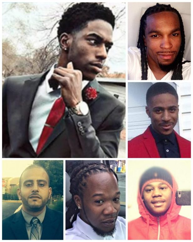 Ferguson Activists are being killed?