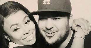 Rob Kardashian and Blac Chyna settle