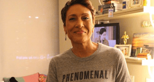 Robin Roberts talks Jussie SMollett