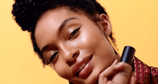 Yara Shahidi for Bobbi Brown