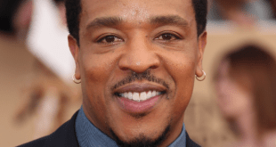 Russell Hornsby For the Bone Collector