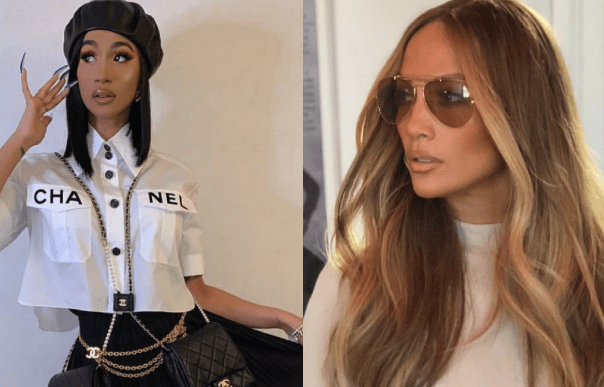 Cardi B and Jlo Team Up For Movie
