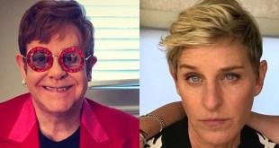 Elton John, Ellen DeGeneres
