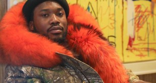 Meek Mill for CBS This Morning