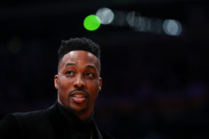 Dwight Howard Says He's Not Gay