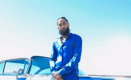 Nipsey Hussle Meeting with LAPD