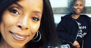 Tasha Smith Talks Addiction