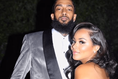 Image result for Lauren and Nipsey