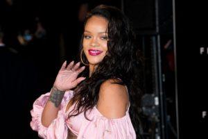Rihanna Makes history