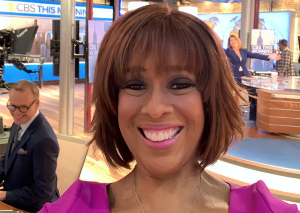 Gayle King New Deal
