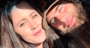 Jenelle Evans and her husband Fired