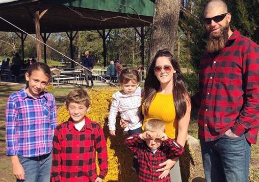 Jenelle Evans' Kids Removed