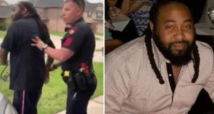 Clarence Evans Arrested