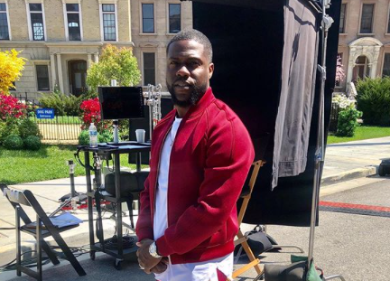 Kevin Hart New dOcuseries