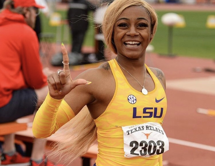 Sha'Carri Richardson Makes World History As Fastest In The