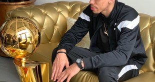 Danny Green talks White House