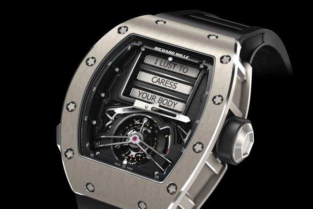 Drake's new watch
