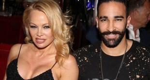 Pamela Anderson And Adil Rami Split