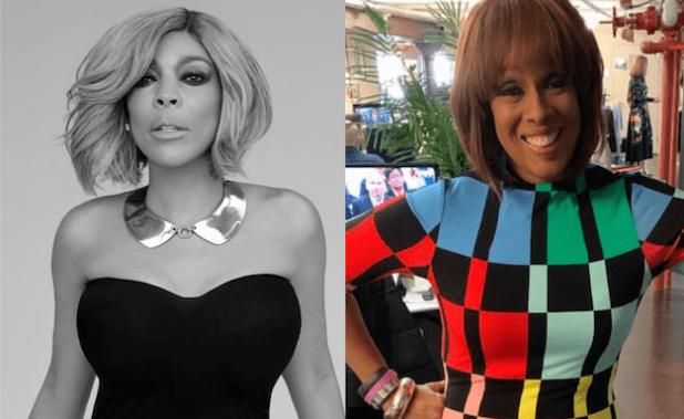 Wendy Williams vs Gayle King