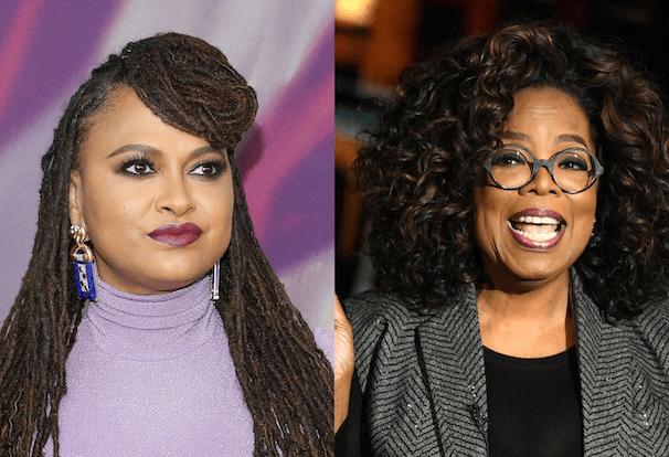 Ava and Oprah Discuss