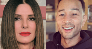 Sandra Bullock Teams up with John Legend