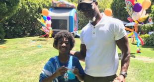 Dijmon talks Father's Day