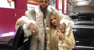 Tristan Thompson and Khloe K