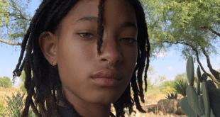 Willow Smith talks Self Harm