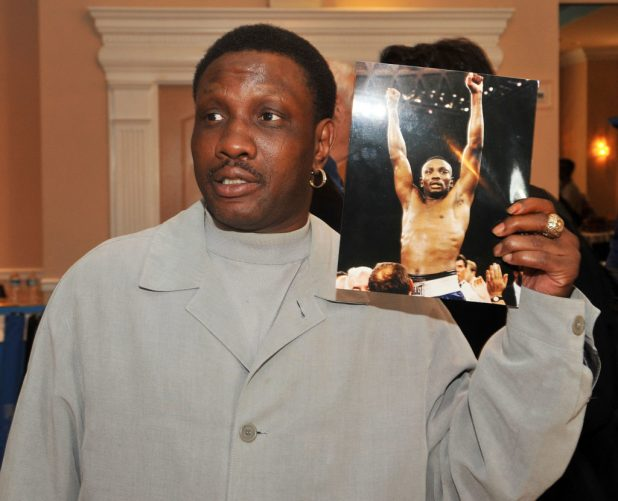 Pernell Whitaker Hit by Car