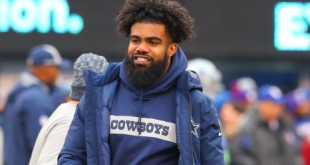 Ezekiel Elliott May be Paid