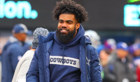 Ezekiel Elliott Not Suspeended
