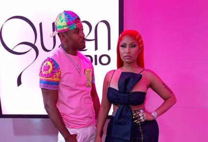 Top Five Nicki Minaj Boyfriend Kenneth Petty Ig - Circus