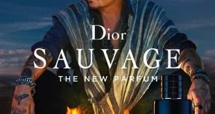 Dior Sauvage Campaign