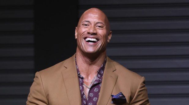 The Rock For Global GOal