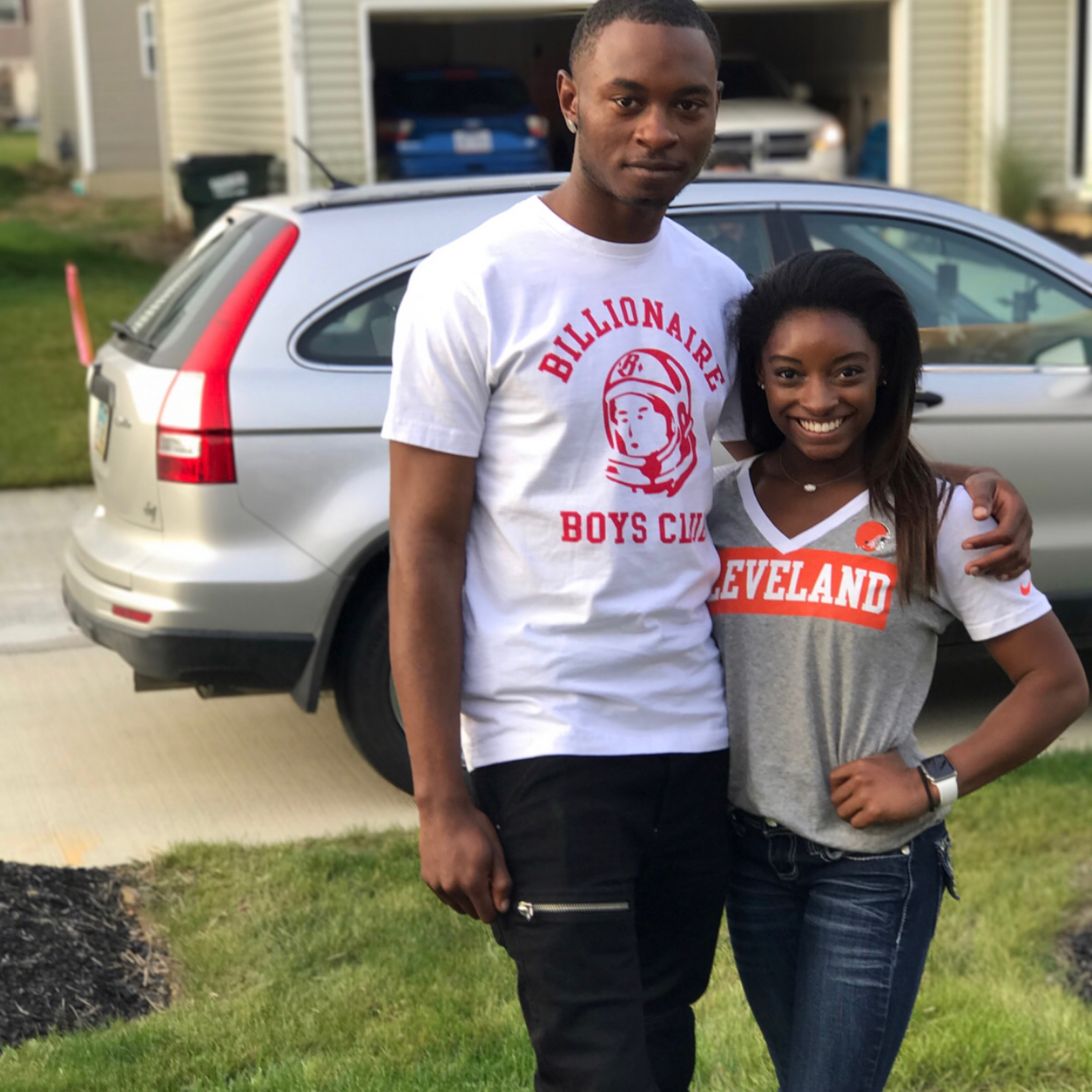 Brother of Olympic gymnast Simone Biles charged in triple murder