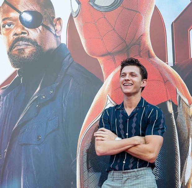 Tom Holland Spider Mna Kicked OUtt of MCU