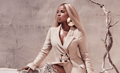 Mary J Blige On The Hook for Tax
