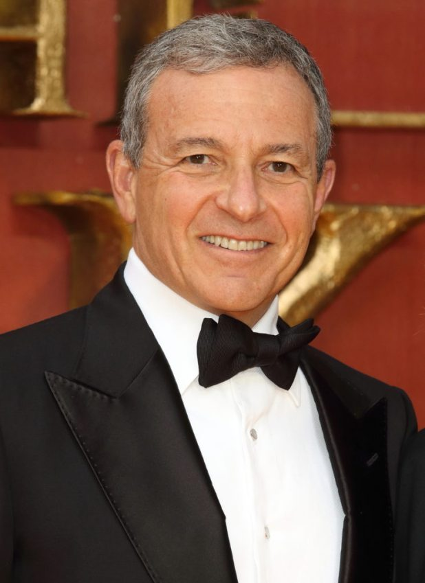 Bob Iger Drags Twitter