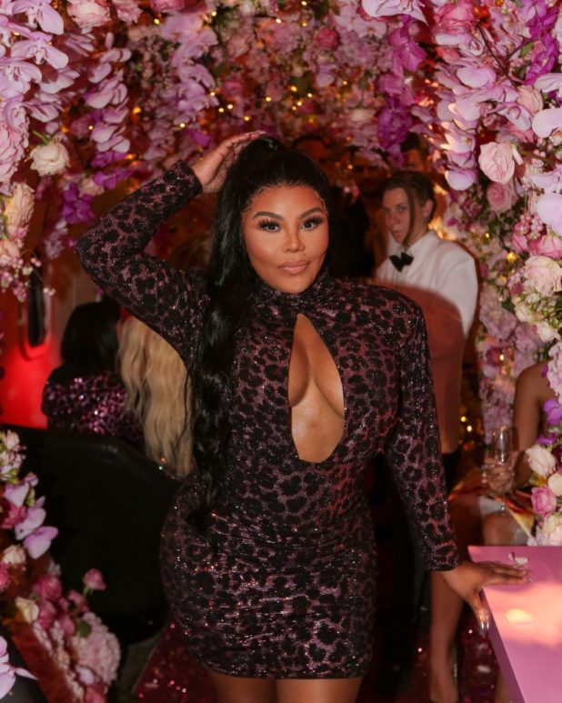 Lil Kim For BEt