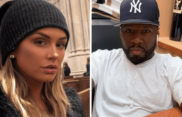 Lala Kent and 50 Cent