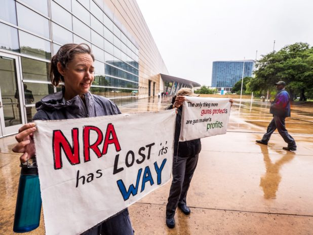 San Francisco Has Deemed The NRA A Domestic Terrorist Organization In New Resolution