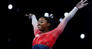 Simone Biles Breaks Records