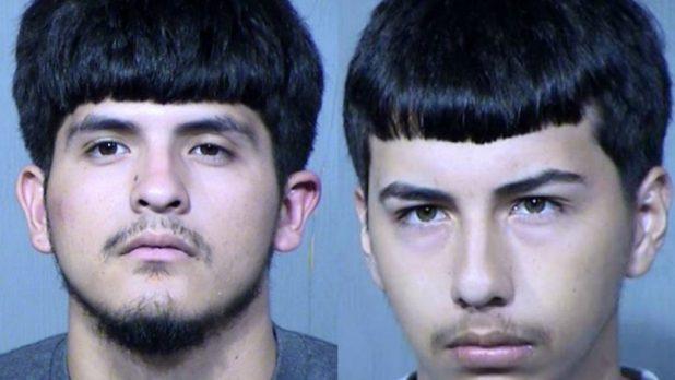 Hispanics Arrested For N-Word