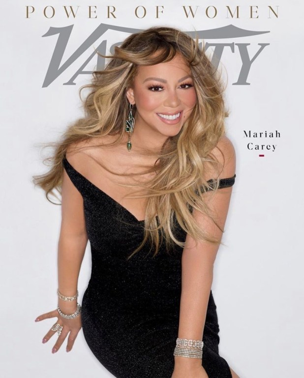 Mariah Carey for memoir