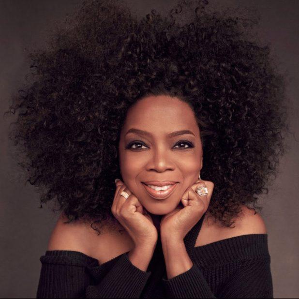 Oprah Winfrey for People