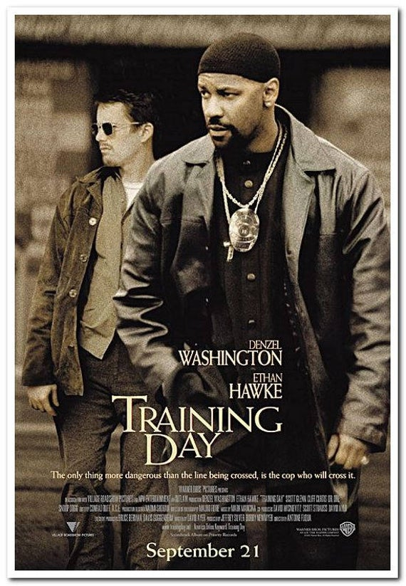 Training Day Prequel