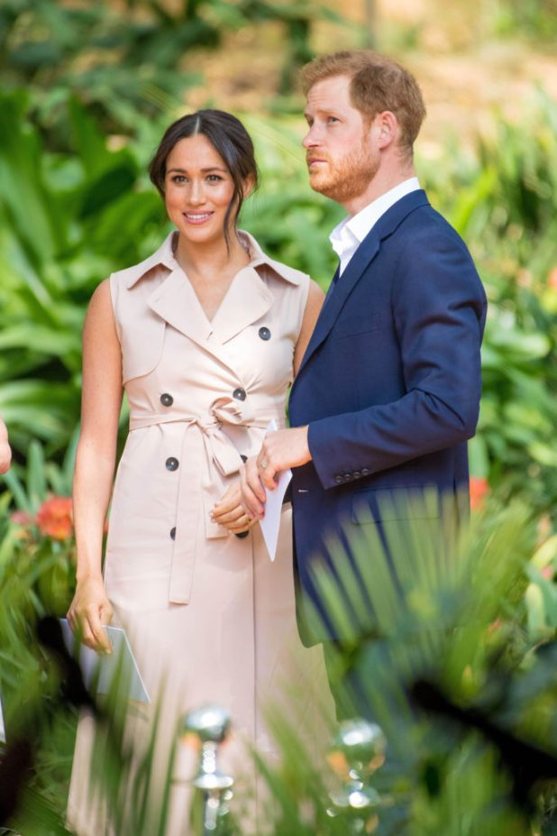 Harry And Meghan Sue Over Hacking