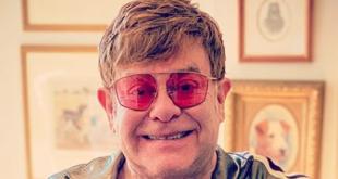 Elton John on The Lion King